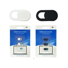 WebCam Shutter Slider Plastic Camera Cover Sticker For iPad Phone Web Laptop PC Mac Tablet Privacy Webcam