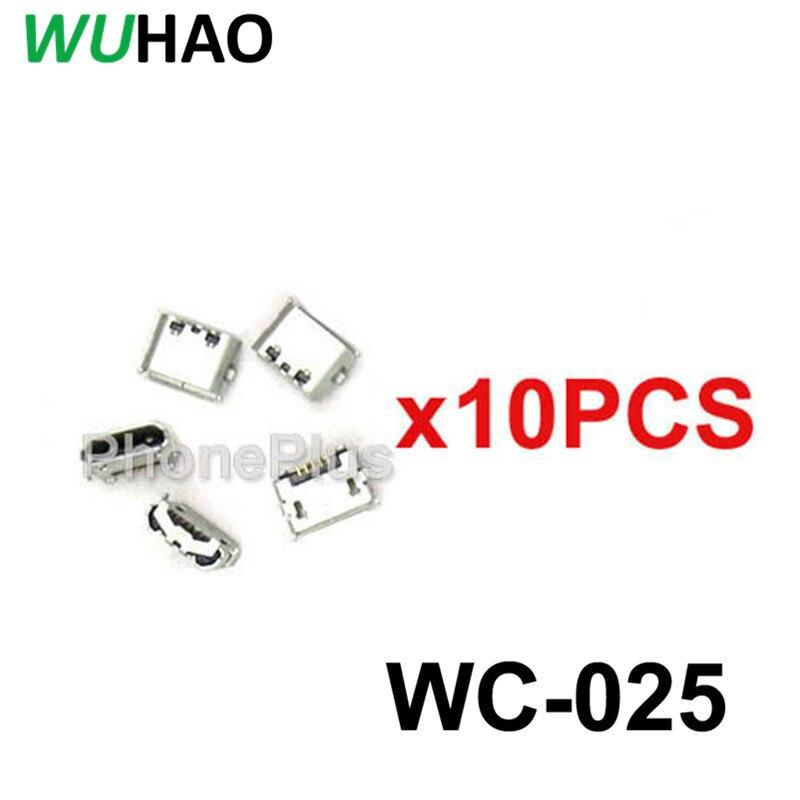 10-100 шт. зарядка через USB Порты и разъёмы Разъем док разъем Jack ремонт HTC Wildfire S G13 A510E Raider 4 г X710e G19 EVO 4 г A9292