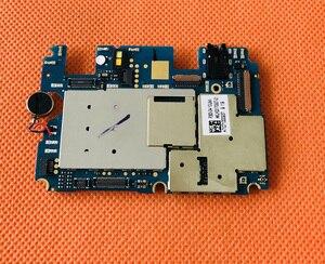 Image 1 - Używane oryginalna płyta główna 4G RAM + 64G ROM płyta główna dla UMIDIGI C uwaga 2 MTK6750T octa core 5.5 Cal FHD darmowa wysyłka