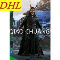 The Avengers 3: Part 1 1/6 Loki 3.0 Supervillain Loki Laufeyson Dark Magic PVC Action Figure Bambola G1180