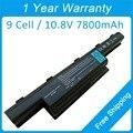 Новая батарея для ноутбука 7800 мАч AS10D3E AS10D61 для Packard Bell EasyNote TM85 TM83 TM86 TM87 TM89 NS85 TM94 TM97 TM98