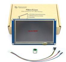 """5.0 """"Nextion HMI Inteligente inteligente Visor Do Painel de Toque TFT LCD Módulo USART UART Serial Para Raspberry Pi 2 UM + B + ARD Kits"""