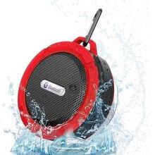 379468a2d74 Bluetooth Speaker Wireless Sucker Bathroom Waterproof Loudspeakers with Mic  Caixa de som altavoz Bluetooth Speaker Soundbar