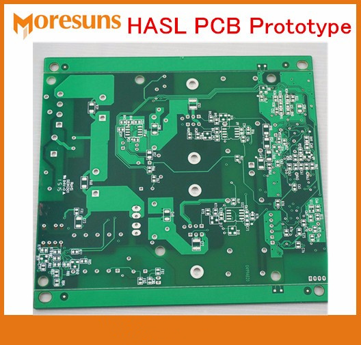 US $2 49 11% OFF|Fast Free Ship UL ROHS FR4 lead free HASL Rigid PCB 2 4  layers PCB Board Fast PCB Prototype Sample PCB PCBA Board Production-in