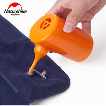 Naturehike Portable Rechargeable Electric Pump for Camping Inflatable Pillow Air Mat Multifunctional Battery Powered