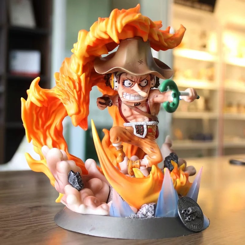 9 ONE PIECE Statue The Straw Hat Pirates Bust Firebird Full-Length Portrait Usopp 20cm GK Action Figure Toy9 ONE PIECE Statue The Straw Hat Pirates Bust Firebird Full-Length Portrait Usopp 20cm GK Action Figure Toy