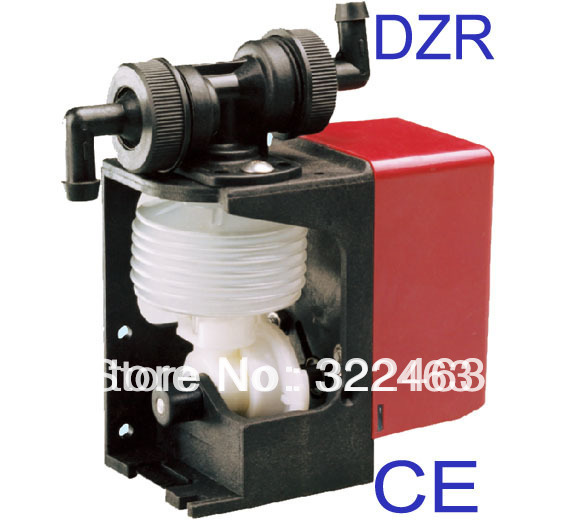 CE Approved Bellows Metering Pumps DZR-3XU2 Low Price High Precision Of Outlet