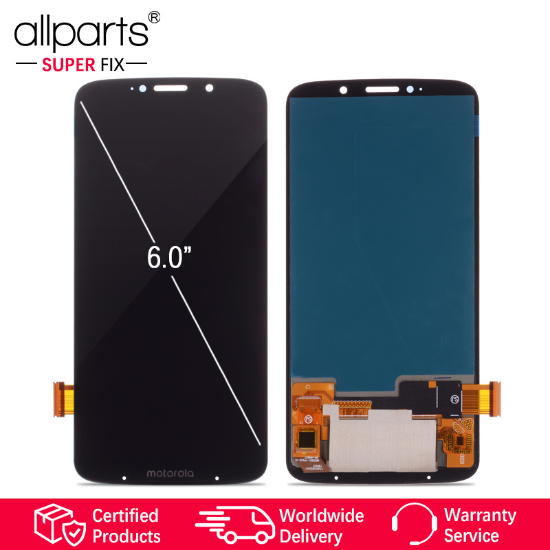ALLPARTS Pour Motorola Moto Z3 Jouer écran lcd numériseur à écran tactile écran de remplacement pour Moto Z3 Jeu XT1929-1 Écran