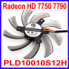 95MM DC 12V 0.3A 3Pin Power Logic PLD10010S12H Cooling Fan Replacement Graphics Card Fan Radeon HD 7750 7790 R9 285 Cooler Fans
