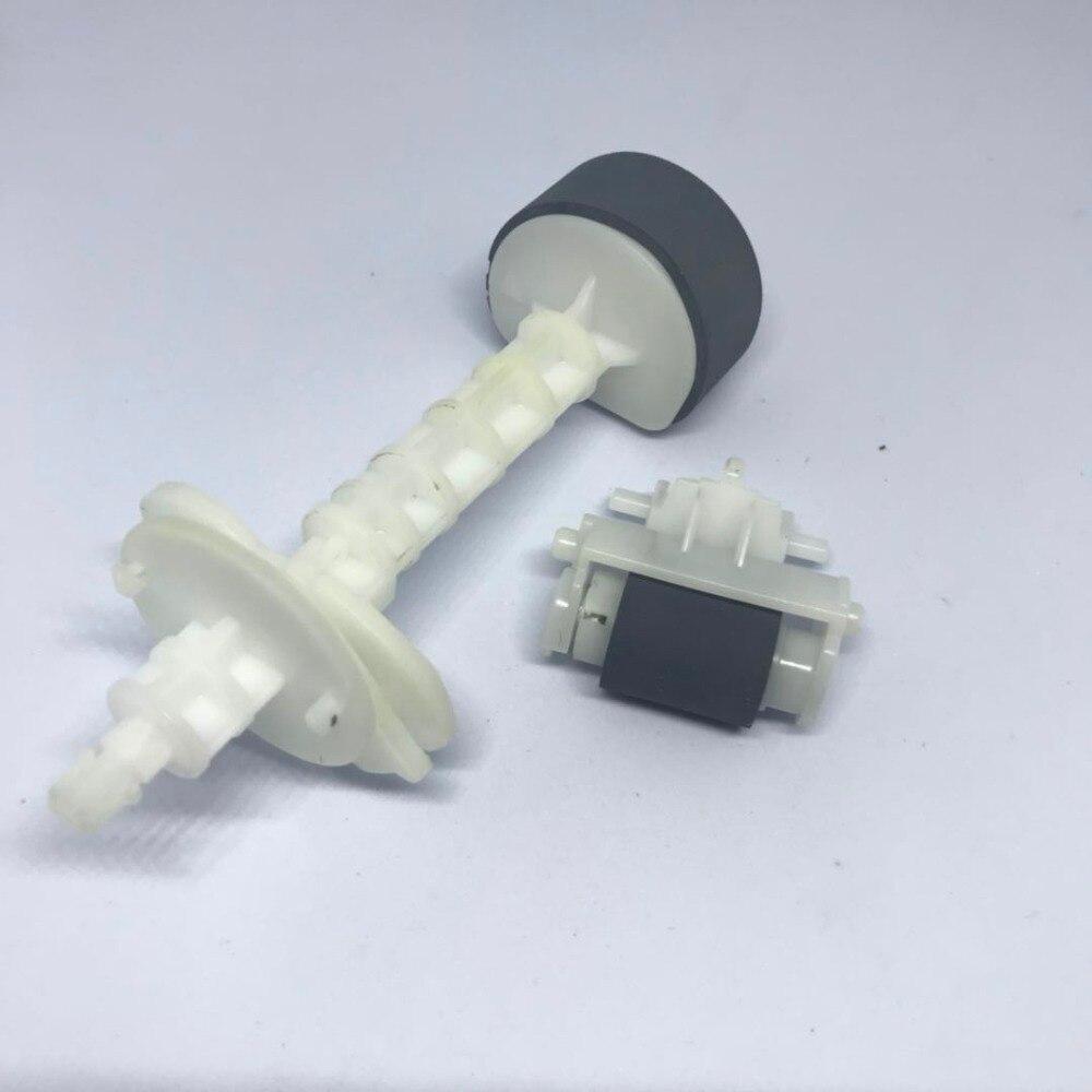 1set Pickup Roller Kit Feed Roller for Epson L300 L301 L303 L310 L350 L351 L353 L360  ME10 L110 L111 L120 L130 L210 L220 L211