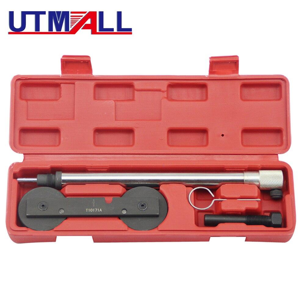 T10171A Kit d'outils de voiture de jeu d'outils de distribution de moteur pour VAG 1.2, 1.4 TFSi, 1.4, 1,6fsi-entraînement à chaîne