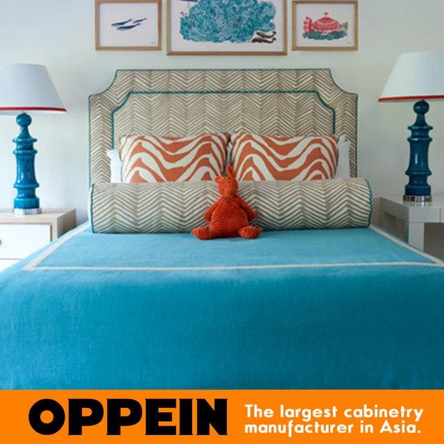 Crown Kopfteil Licht Farbe Bequemes Bett Design Fur Kinder Wb