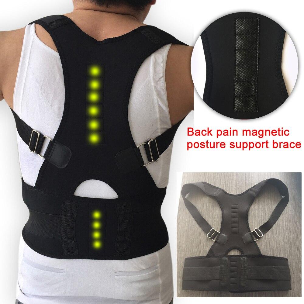 Power Magnetic Postur Kembali Dukungan Bahu Referensi Daftar Harga Alat Penegak Punggung Posture Sport Elastis Yang Dapat Disesuaikan Kesehatan Sabuk Tali Medis Korektor Brace
