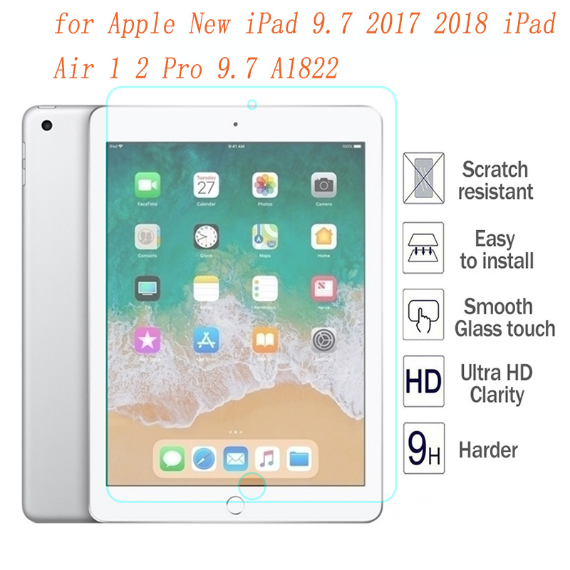 Screen Protector For New IPad 2018 9.7
