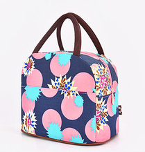 2019 Brand Keep Fresh Women Food Bag High Quality Men Travel Picnic bag Fashion Kids Insulated Lunch Bags Childredn lunch box
