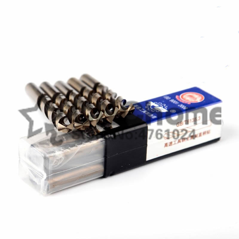 Generous 10pcs 1.0mm-8.0mm M35 Hss-co Cobalt Drill Bits Hss Twist Drill Bit For Stainless Steel 1.5/2/2.5/3/4/4.5/5/5.5/6/6.5/7/7.5mm As Effectively As A Fairy Does