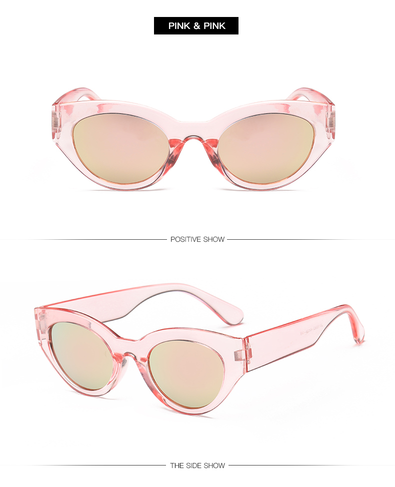Fashionable Leopard Sunglasses Cats Eye Sun Glasses Women Sexy Cutlery Summer 2018 Essential Decorative Sunglass Apparel Accessories