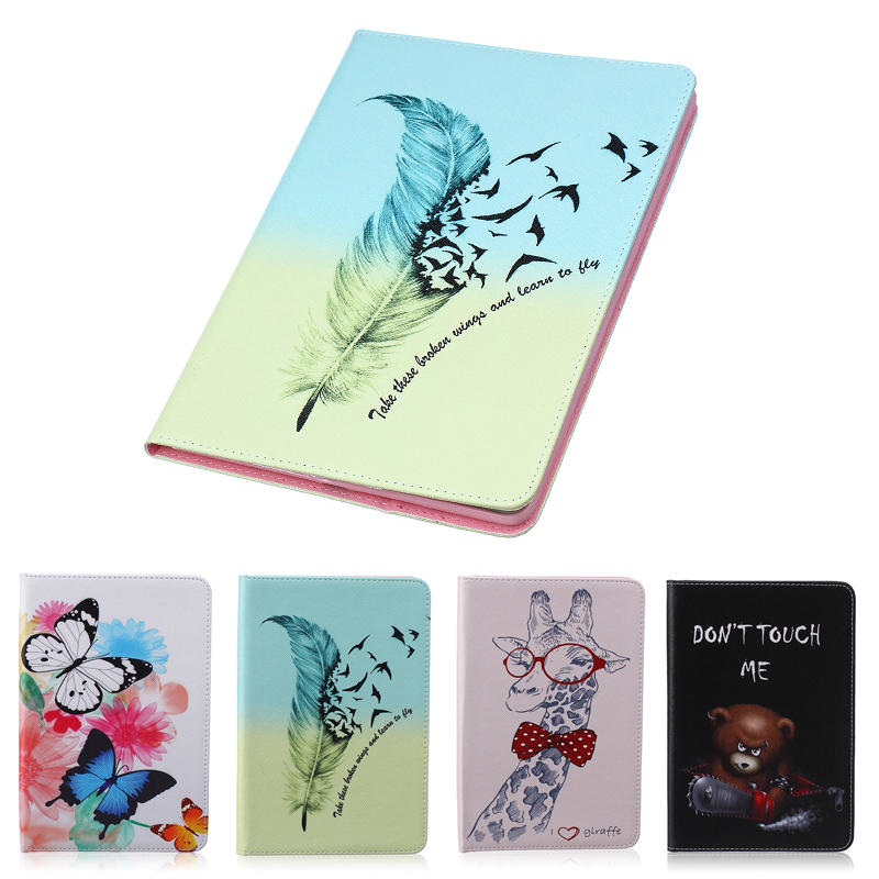 for fundas iPad 2 3 4 Cover Stand Case for coque The New Pad Case for iPad 3 Case Tablet ...