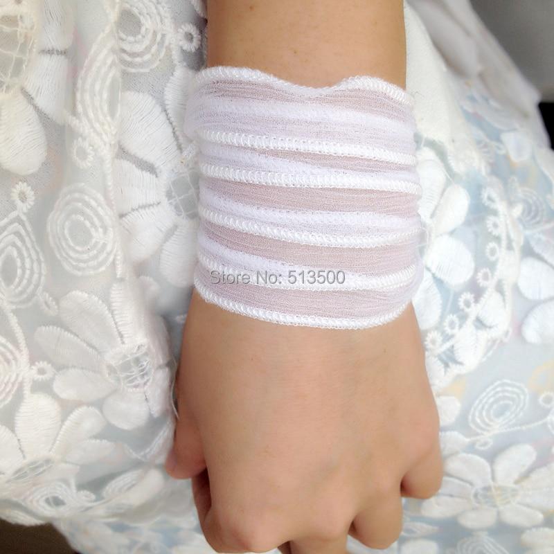 Joyas de yoga Pulseras hechas de seda real Pulseras de envoltura de - Bisutería - foto 4