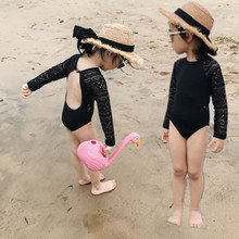 Swimsuit For Baby Girl Clothes Summer Cartoon Newborn Siamese Swimwear New Bathing Suit Beachwear