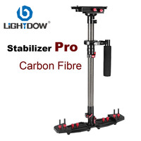Professional Carbon Fiber Video Steadicam Handheld Stabilizer For Canon Nikon Sony DSLR Camera Camcorder Stabilizing System