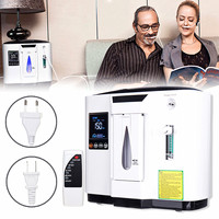 6L Adjustable Portable Oxygen Generator Concentrator Home Medical Machine Quiet Brand New