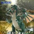 Новый Продукт Мальчик Любовь Динозавр С 7 Глава ChildrenToys Имитационная Модель электрический Пластиковые Большой Динозавр Модель игрушки