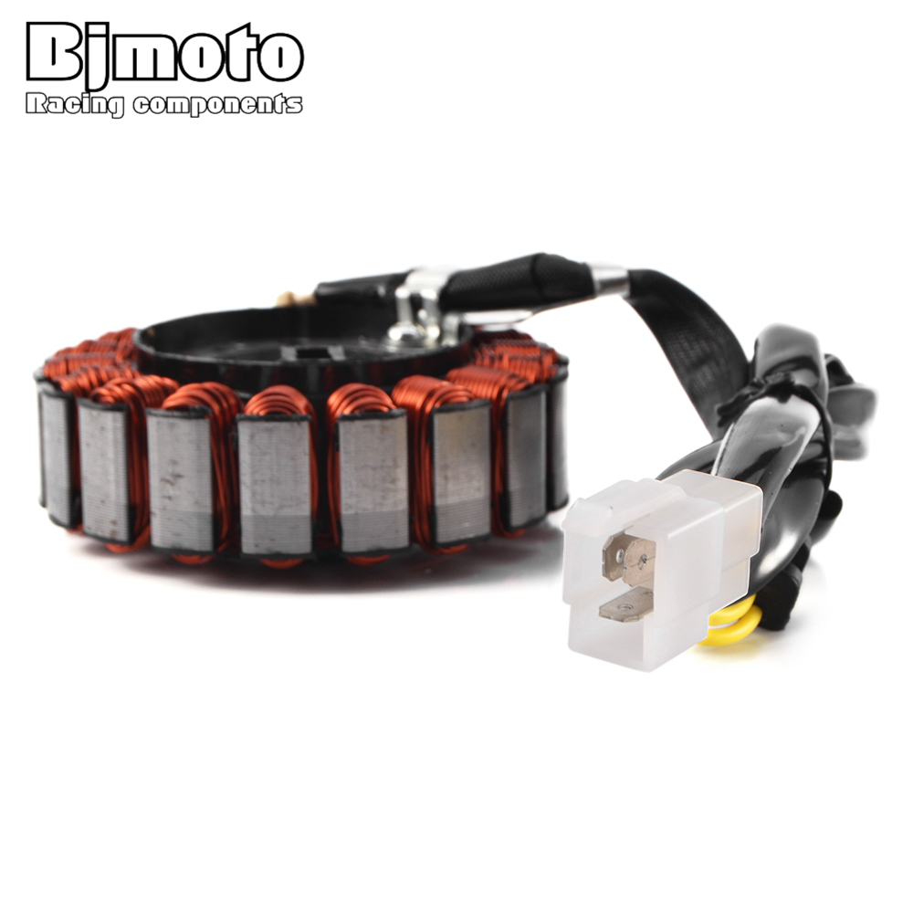 BJMOTO Motorcycle Stator Coil For Honda CH250 Elite KAB 1989 1990 FES250 Foresight 1998 2005 NSS250 Reflex Jazz 2001 2003 in Motorbike Ingition from Automobiles Motorcycles
