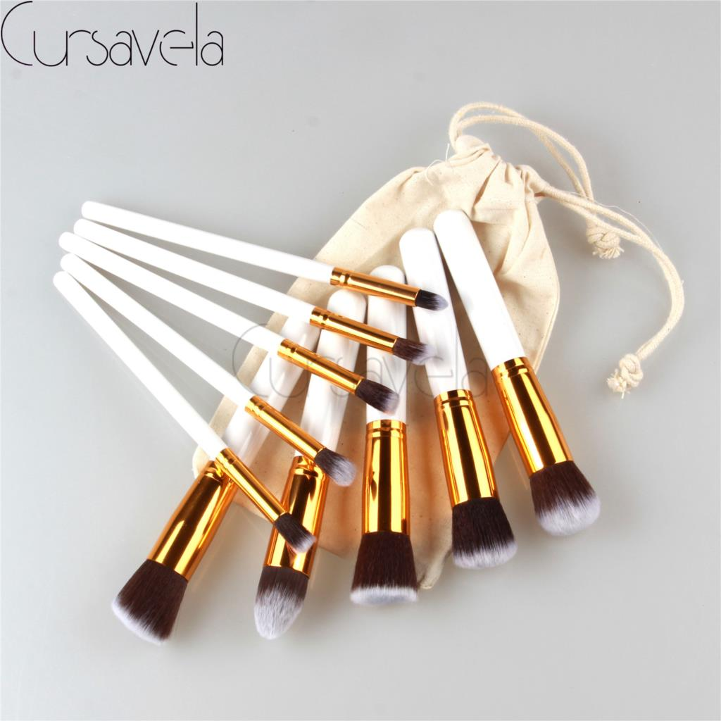 Makeup Brushes 10 Pcs Set Cosmetic Foundation Blending Pencil Blush Brush Professional Face Brushes Eye Shadow Brush 15pcs blending pencil cosmetic brushes