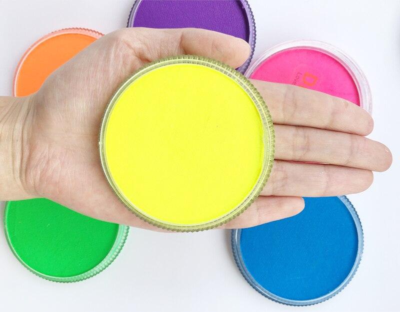 uv pigmento arte modelo marcador