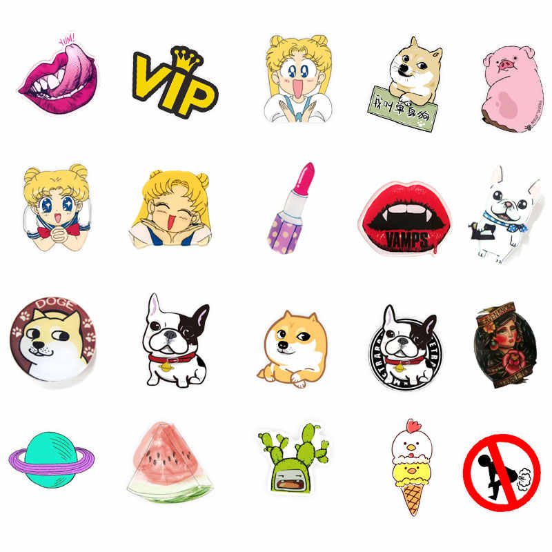 1 PC Dogs Pin Icon Cartoon Acrylic BadgeS Decoration Badges On Backpack Icons