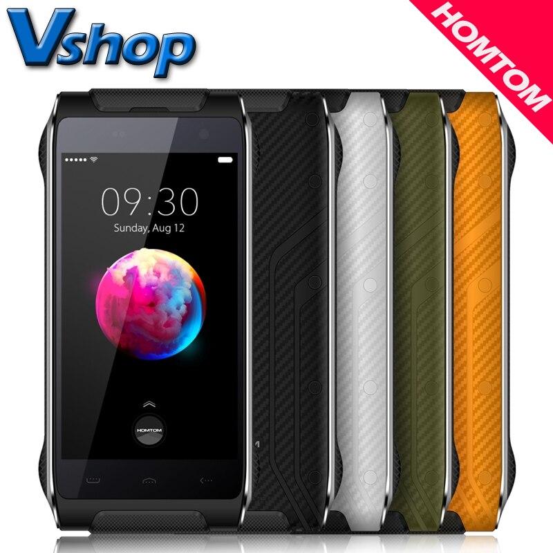 Homtom HT20 Pro HT20 4G Android 6.0 3GB / 2GB RAM 32GB / 16BG ROM IP68 Waterproof 4.7 inch Dual SIM Phone
