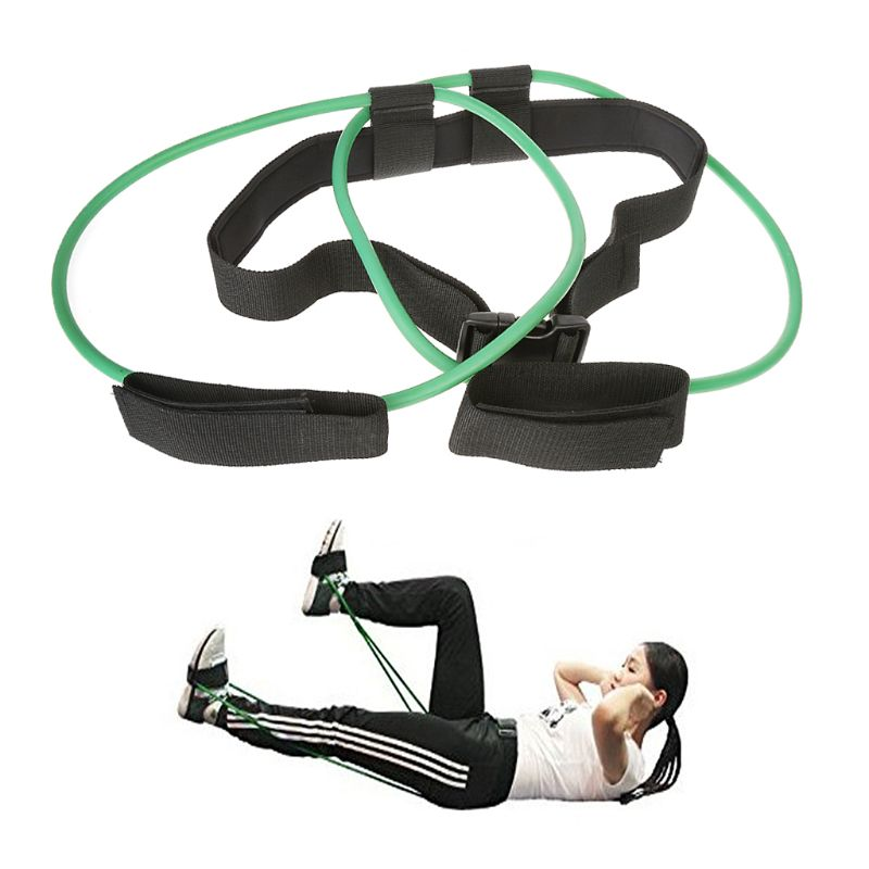 Fitness Booty Bands Glutes Muscle Workout Resistance Band Adjustable Waist Belt in Resistance Bands from Sports Entertainment