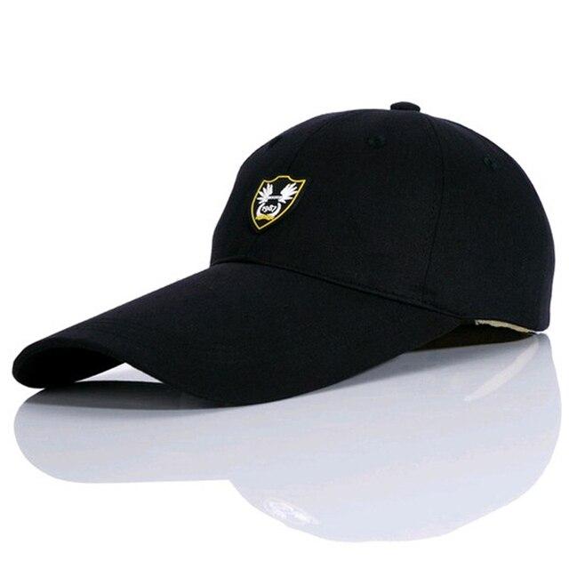 0f7ba9aeaf3a9 Chapéu de aba longa tamanho grande tampão de golfe lazer sombra osso aba do  boné de