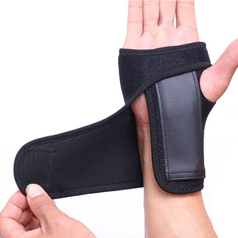 Bandage Belt Orthopedic Hand Brace Wrist Finger Splint Sprains Arthritis Carpal Tunnel Syndrome BB55