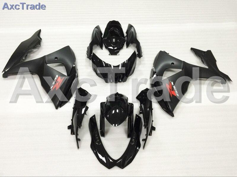Motorcycle Fairings Kits For Suzuki GSXR GSX-R 1000 GSXR1000 GSX-R1000 2009-2015 09 - 15 K9 ABS Plastic Injection Fairing Black custom road fairing kits for suzuki glossy flat black 2006 gsxr 1000 k5 2005 gsx r1000 06 05 motorcycle fairings kit