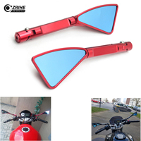 Motorcycle Rearview Mirrors Sports Glass Rear View Side Mirror for Honda CB CBR 300 599 600 600F 1000 1000R 650FV BMW K1200R