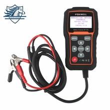 Горячая продажа Бесплатная доставка Супер Foxwell bt-705 Батарея анализатор Foxwell bt705 автомобиля Батарея тестер быстрая экспресс-доставка