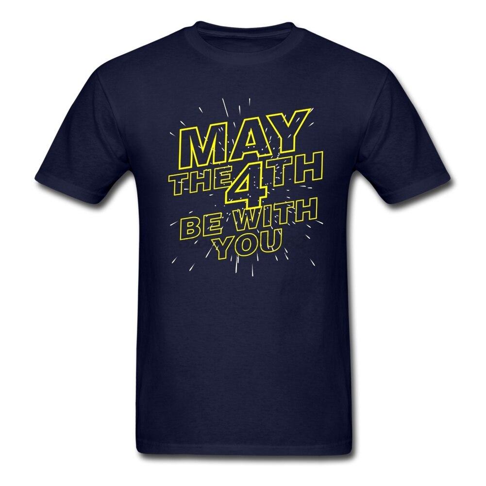 Art t chemise pour Hommes Club homme Chemise Peut le 4ème être avec vous à manches Courtes Plaine Chemise Blanche Chemise Quotidienne Porter Blouses