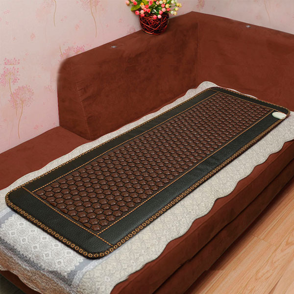 2017 High Quality Health Therapy Infrared Jade Heating Mage Mattress Korea Sofa Cover Free