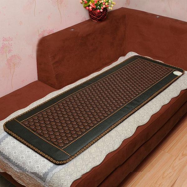 2016 High Quality Health Therapy Infrared Jade Heating Massage Jade Mattress Korea Sofa Mattress Cover Free Shipping 2016 high quality jade mattress korea thermal jade sofa mattress free shipping