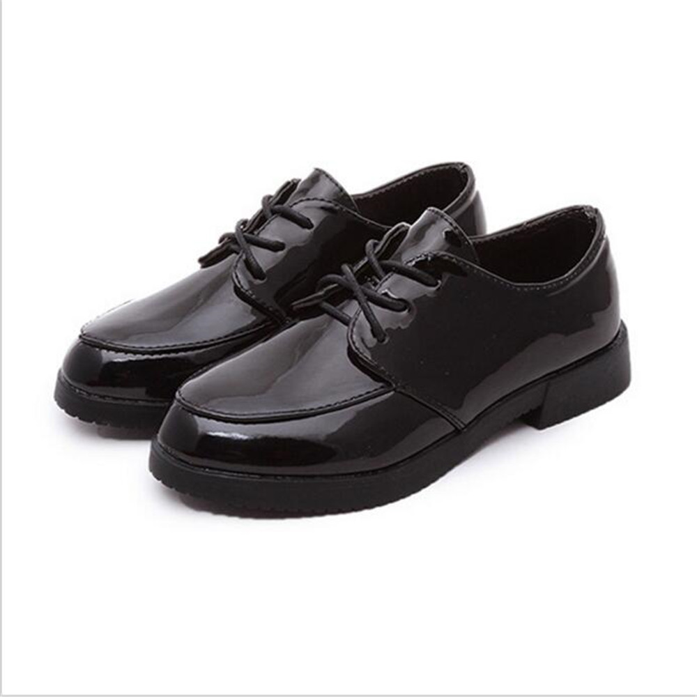 Online Get Cheap Boys Black Dress Shoes -Aliexpress.com  Alibaba ...