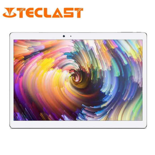 "Teclast Master T10 10,1 ""Android 7,0 планшетный ПК MT8176 Hexa Core 4 Гб ram 64 Гб rom 2560*1600 8.0MP + 13,0 PM HDMI датчик отпечатков пальцев"