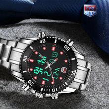 Часы наручные tvg мужские Цифровые роскошные брендовые модные