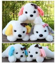 Free shipping New arrival  6 Style Foreign Trade Export 25cm Soft Plush Stuffed Dog Toy Wholesale.Best gift for children