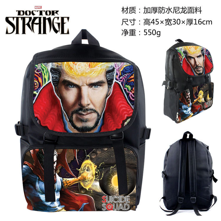 Doctor Strange Backpack For Teenagers Children Daily Backpacks Men Women Travel Bag Kids School Bags Girls Boys School Backpack