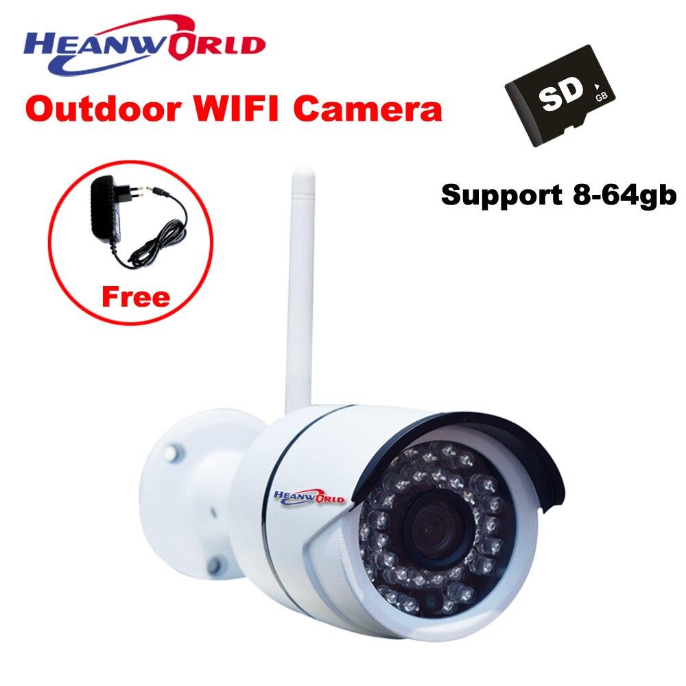 Ip Camera Wi Fi Outdoor Wireless Security Camera 720p