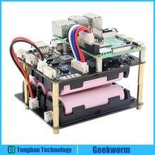 Raspberry Pi 4B/3B+/3B 18650 UPS и безопасная Плата расширения управления питанием, X750 щиты для Raspberry Pi 4 модели B/3B+/3B/2B