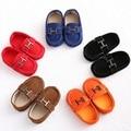 Zapatos lindos Del Bebé Primer Caminante Muchachas Del Verano Del Resorte Infantiles Primera Zapatos Para Caminar Zapatos de Vestir Del Bebé Precioso Niño Mocasines