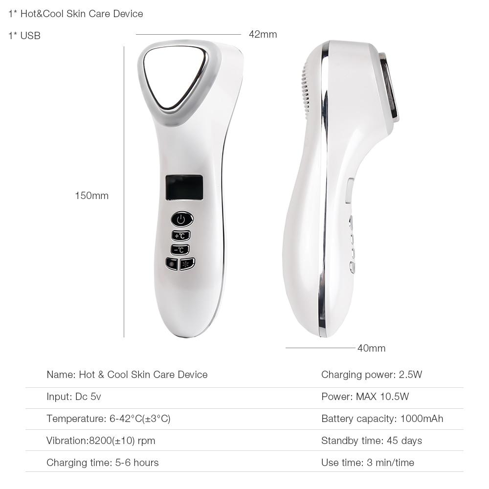 concurso facial cuidados com a pele creme dispositivo de importação